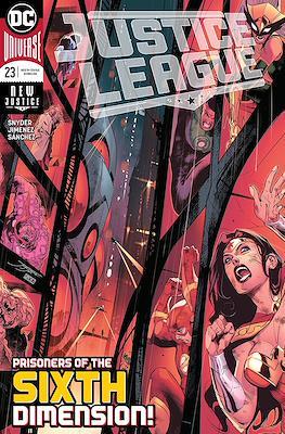 Justice League vol. 4 (2018- ) (Comic Book) #23