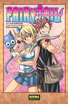 Fairy Tail: Los colores del corazón