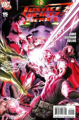 Justice Society of America Vol. 3 (2007-2011) (Comic Book) #15