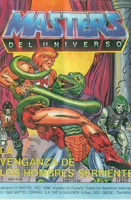 Masters del universo. La venganza de los hombres Serpiente!