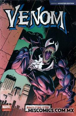 Venom: Protector Letal - Marvel Monster Edition