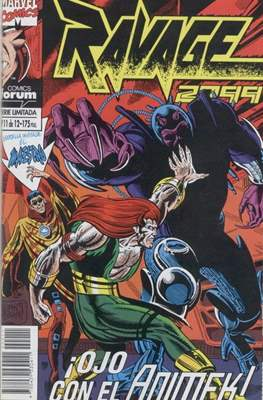Ravage 2099 (1994-1995) #11