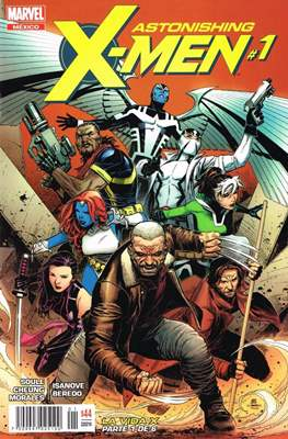 Astonishing X-Men (2018-)