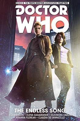 Doctor Who: The Tenth Doctor (Hardcover) #4