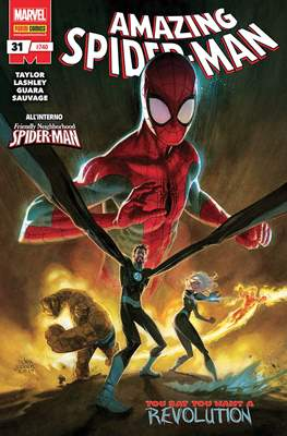 L'Uomo Ragno / Spider-Man Vol. 1 / Amazing Spider-Man (Spillato) #740