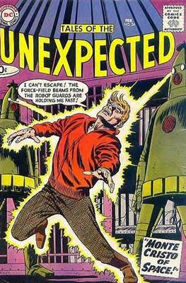 Tales of the Unexpected (1956-1968) (Comic Book) #34