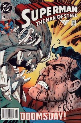Superman: The Man of Steel (Comic book) #19