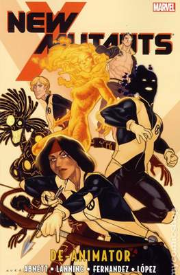 New Mutants Vol. 3 (Softcover) #6