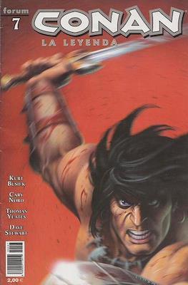 Conan. La Leyenda (Grapa 28-116 pp) #7