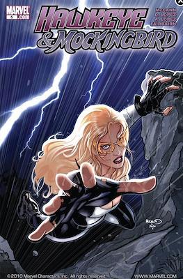Hawkeye & Mockingbird (2010-2011) #5