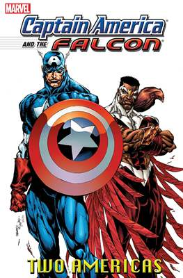 Captain America and The Falcon (Softcover) #1