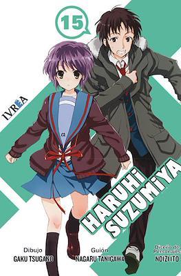 Haruhi Suzumiya #15