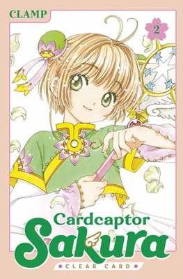 Cardcaptor Sakura: Clear Card (Softcover) #2