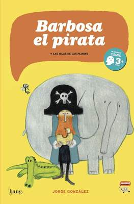 Barbosa el pirata y las islas de las plumas