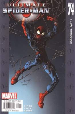 Ultimate Spider-Man (2000-2009; 2011) (Comic-Book) #74