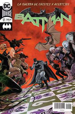 Batman (2017-...) #17