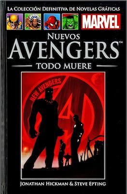 La Colección Definitiva de Novelas Gráficas Marvel (Cartoné) #138