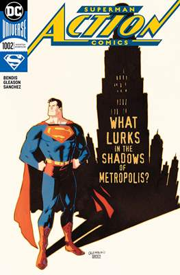 Action Comics Vol. 1 (1938-2011; 2016-) (Comic Book) #1002
