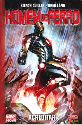 Homem de Ferro: Acreditar