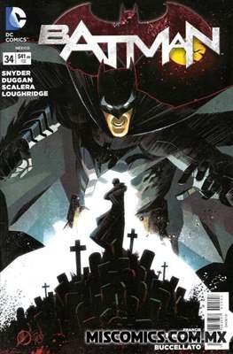 Batman (2012-2017) (Grapa) #34