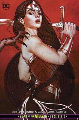 Wonder Woman Vol. 5 (2016- Variant Cover) (Comic Book) #76
