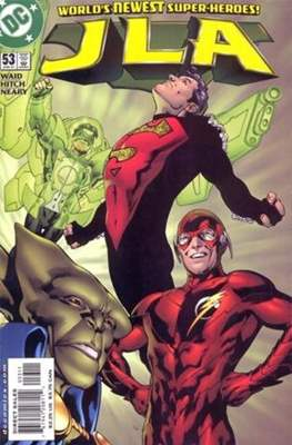 JLA Vol. 1 (1997-2006) (Comic-Book) #53