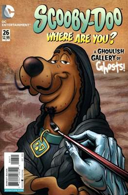 Scooby-Doo! Where Are You? (Comic Book) #26