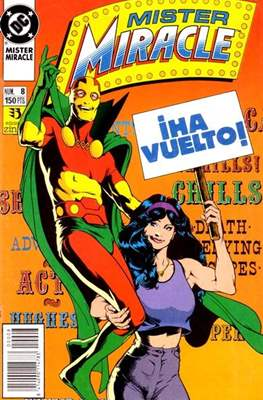 Mister Miracle (1990-1991) #8