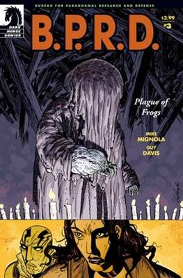 B.P.R.D. (Comic Book) #10