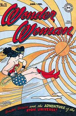 Wonder Woman Vol. 1 (1942-1986; 2020-) #21