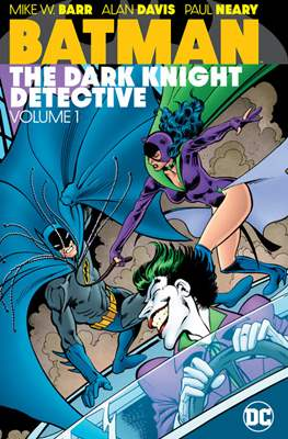 Batman: The Dark Knight Detective (Softcover, 306 pp) #1