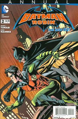 Batman and Robin vol. 2 Annual (2013-2015) (Grapa) #2