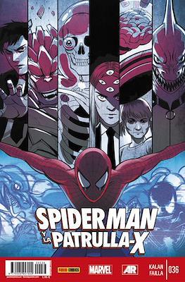 Lobezno y la Patrulla-X / Spiderman y La Patrulla-X (2012-2015) (Grapa.) #36