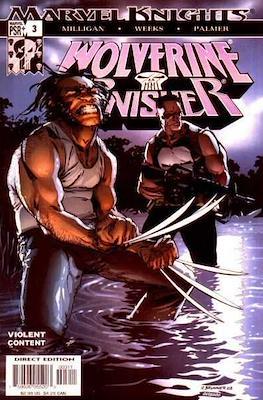 Marvel Knights: Wolverine & Punisher (Comic Book) #3