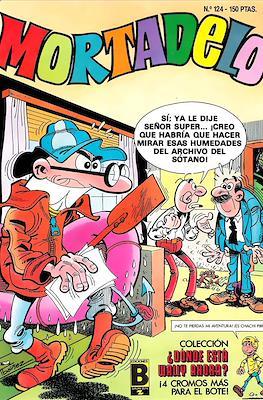Mortadelo (1987-1991) (Grapa) #124