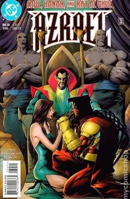 Azrael: Agent of the Bat (1995-2003) (Grapa) #30
