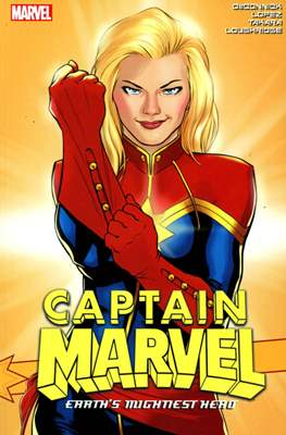 Captain Marvel: Earth's Mightiest Hero (Softcover) #3