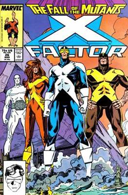 X-Factor Vol. 1 (1986-1998) (Comic Book) #26