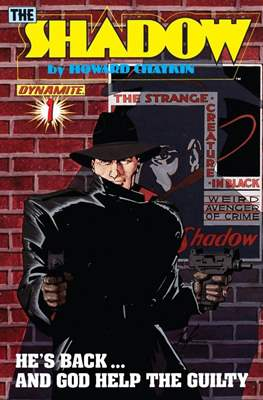 The Shadow: Blood & Judgment (Grapa) #1