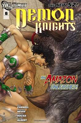 Demon Knights (2011-2013) #6