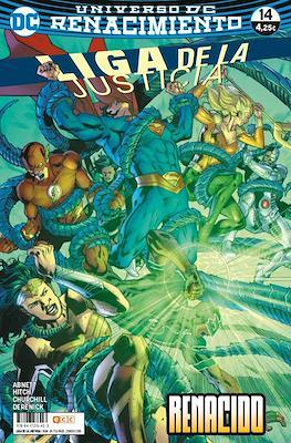 Liga de la Justicia. Nuevo Universo DC / Renacimiento (Grapa) #69/14