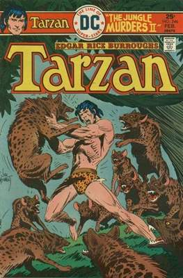 Tarzan (Comic-book) #246