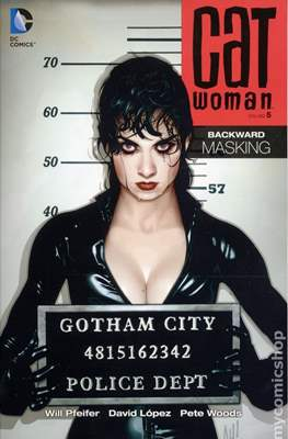 Catwoman Vol. 3 (2002-2008) (Softcover 280-424 pp) #5