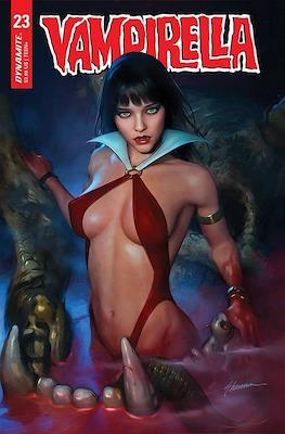 Vampirella (2019- Variant Cover) #23.1