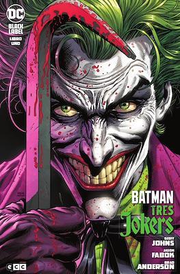 Batman: Tres Jokers #1