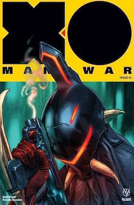 X-O Manowar Vol. 4 (2017-2019) #10