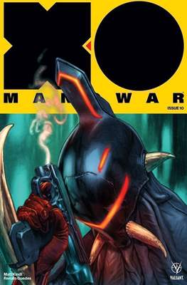 X-O Manowar Vol. 4 (2017-2019) (Comic-book) #10