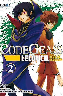 Code Geass: Lelouch, El de la Rebelión (Rústica con sobrecubierta) #2