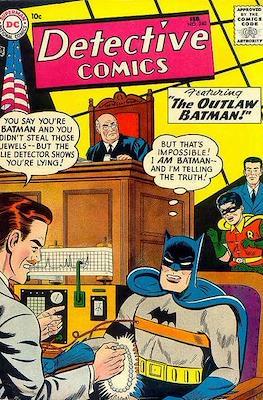 Detective Comics Vol. 1 (1937-2011; 2016-) (Comic Book) #240
