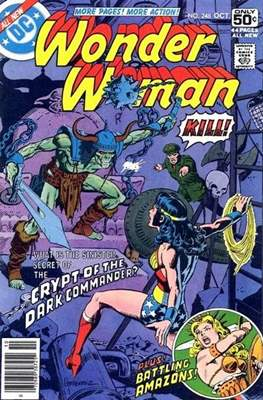 Wonder Woman Vol.1 (1942-1986; 2020-) (Comic Book) #248